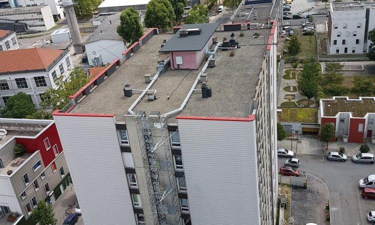 Entreprise pour réhabilitation de toiture  et travaux d'étanchéité à Grenoble